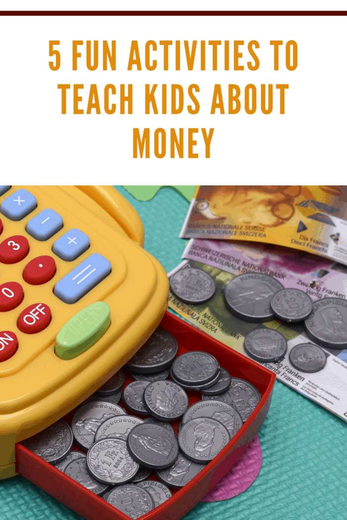 Teach kids about money with one of these exciting activities, to help them understand the basic concepts of money.