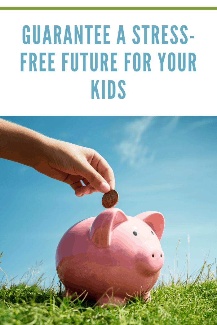 As a responsible parent, the best way to guarantee a stress-free future for your kids is by investing in their future financial life.