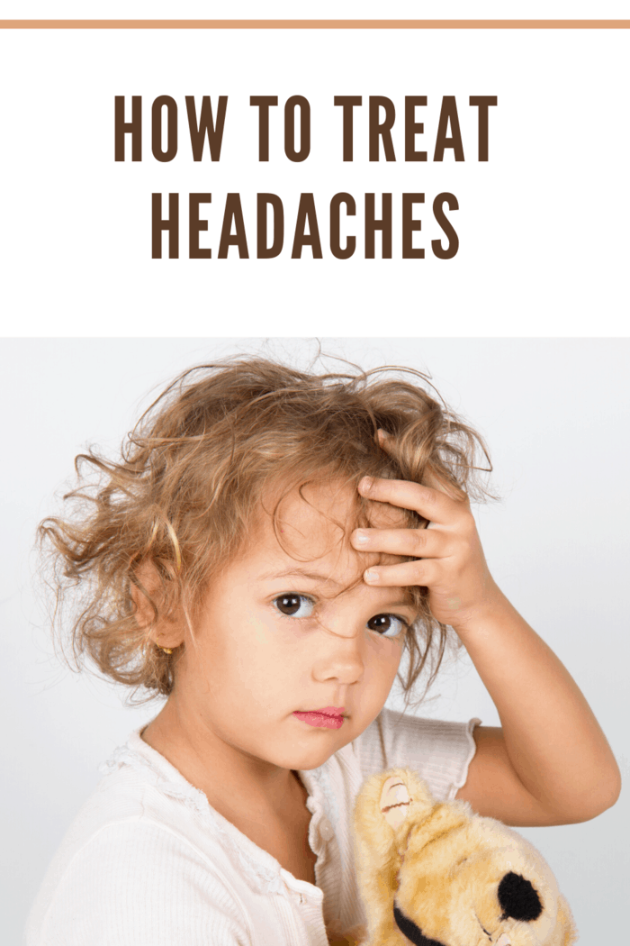 There's one thing about headaches and children that is especially complicated.