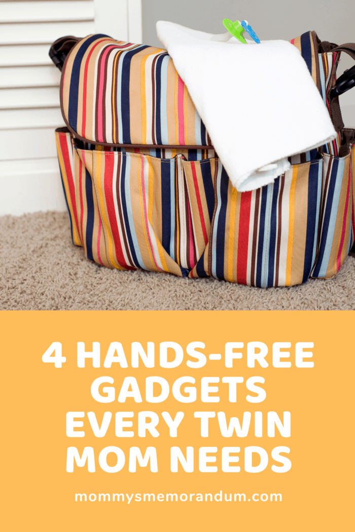 If there's one thing all newborn moms can use, it's some added assistance, and these 4 hands-free gadgets every mom of twins needs are made to do just that.