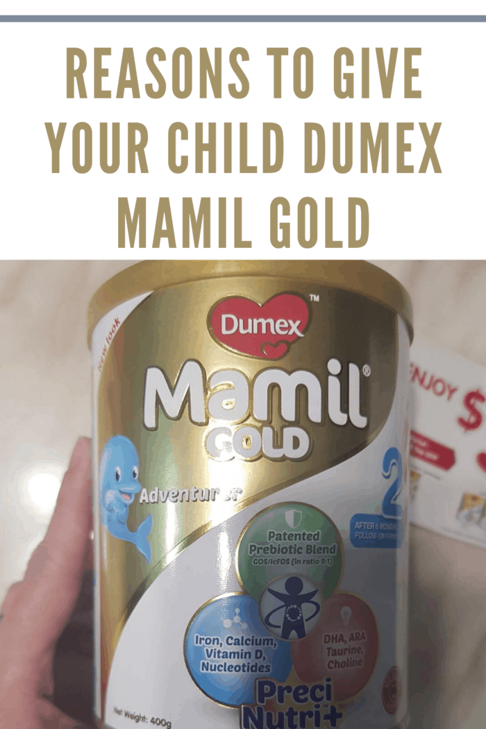 You may want to stick with alternatives but you should not. Dumex Mamil Gold products are great for all children