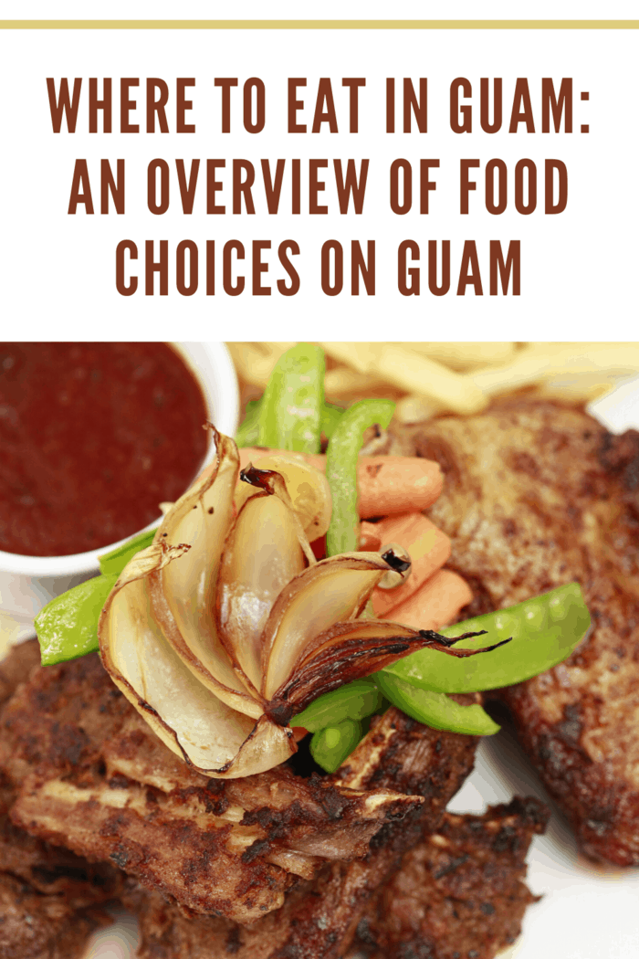 Regardless of background, Guamanians love a good barbecue.
