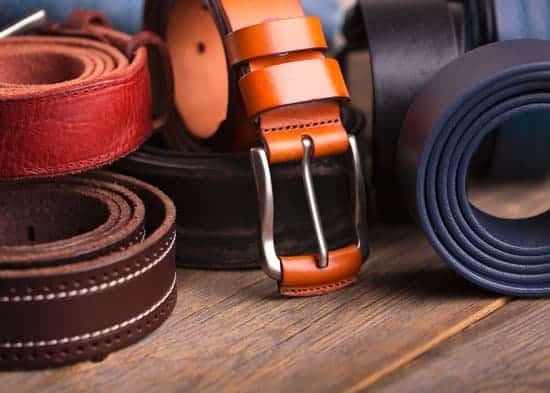 Here's everything you need to know about finding the right belt for both men and women!