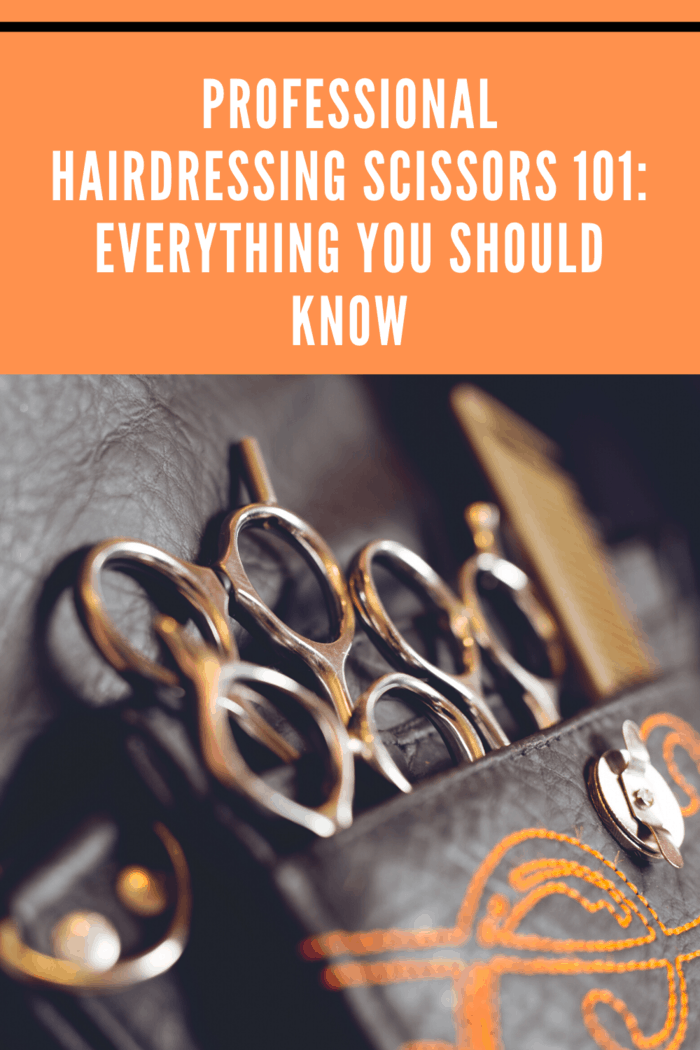 Hairstylists often utilize various types of scissors to make your hair.