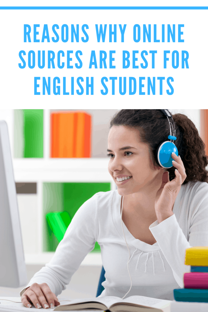 Online sources are best for English students have proven to be the better option, and it is favorable to any language that you what to learn.