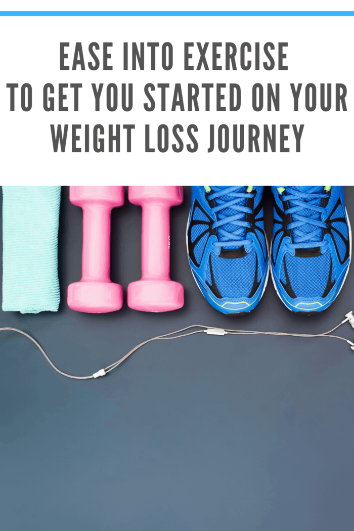 Exercising as part of your weight loss journey makes it easier to lose more weight and also means that you can get away with eating a little bit more.