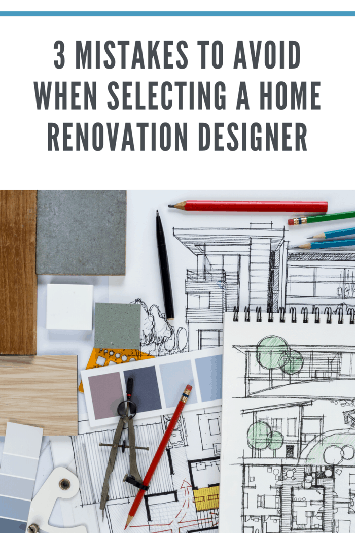 It'd be best to have a rough budget on what you intend to spend when choosing home renovations designs as well as experts to execute the plan.