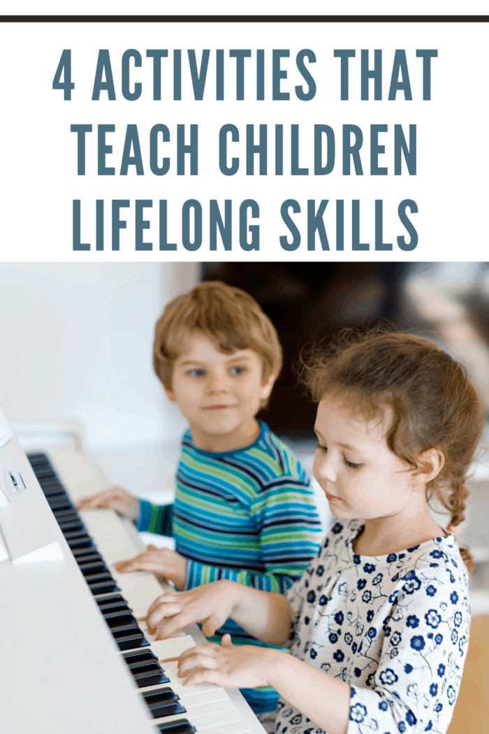 Learning to play an instrument is fun all on its own, but it also teaches valuable life skills.