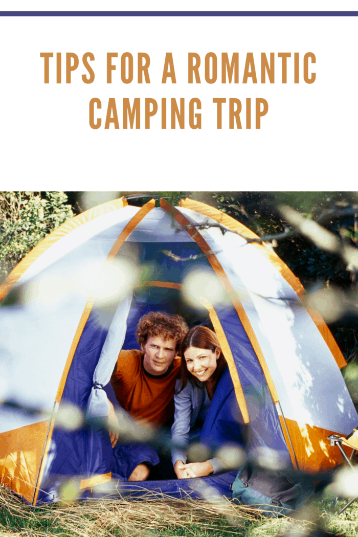 How to Make a Camping Trip Romantic • Mommy's Memo