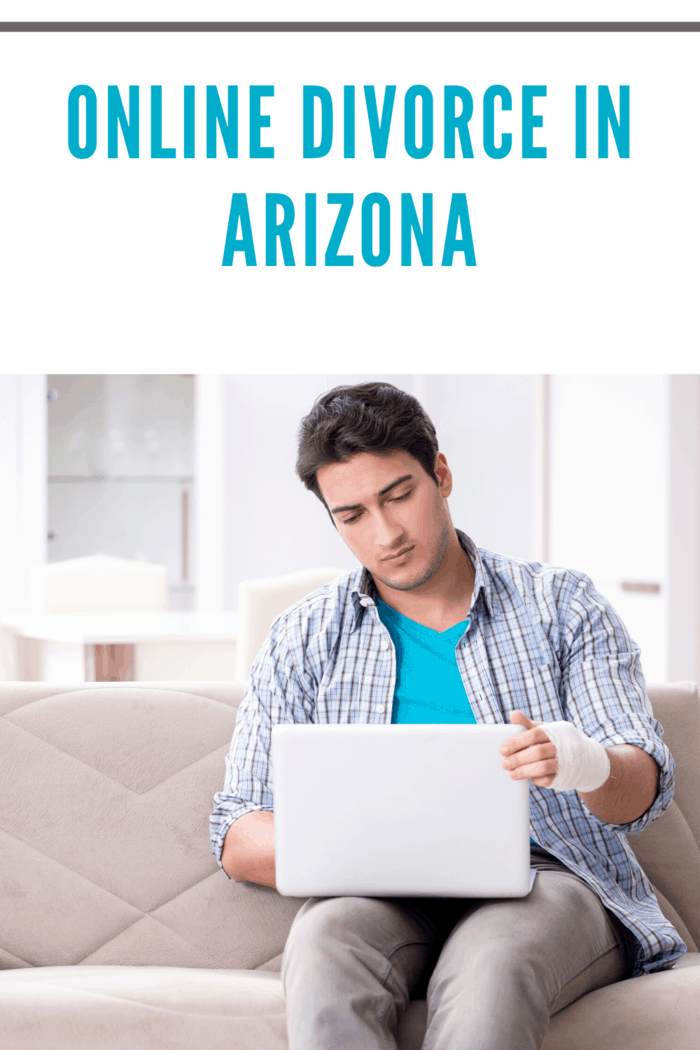 For online divorce in Arizona, the company will first check your eligibility to see whether you are qualifying or not.