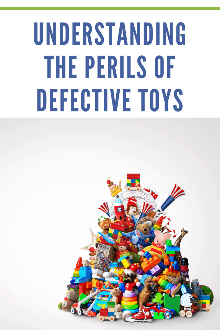 pile of defective toys
