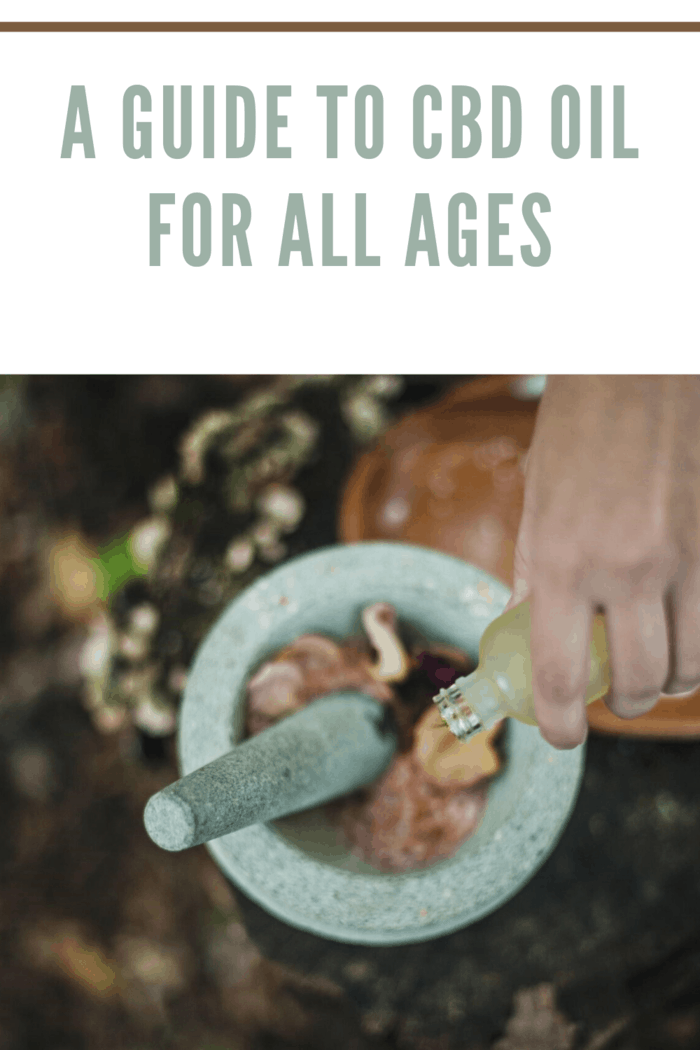 This guide will cover everything you need to know about CBD oil for people of all ages.