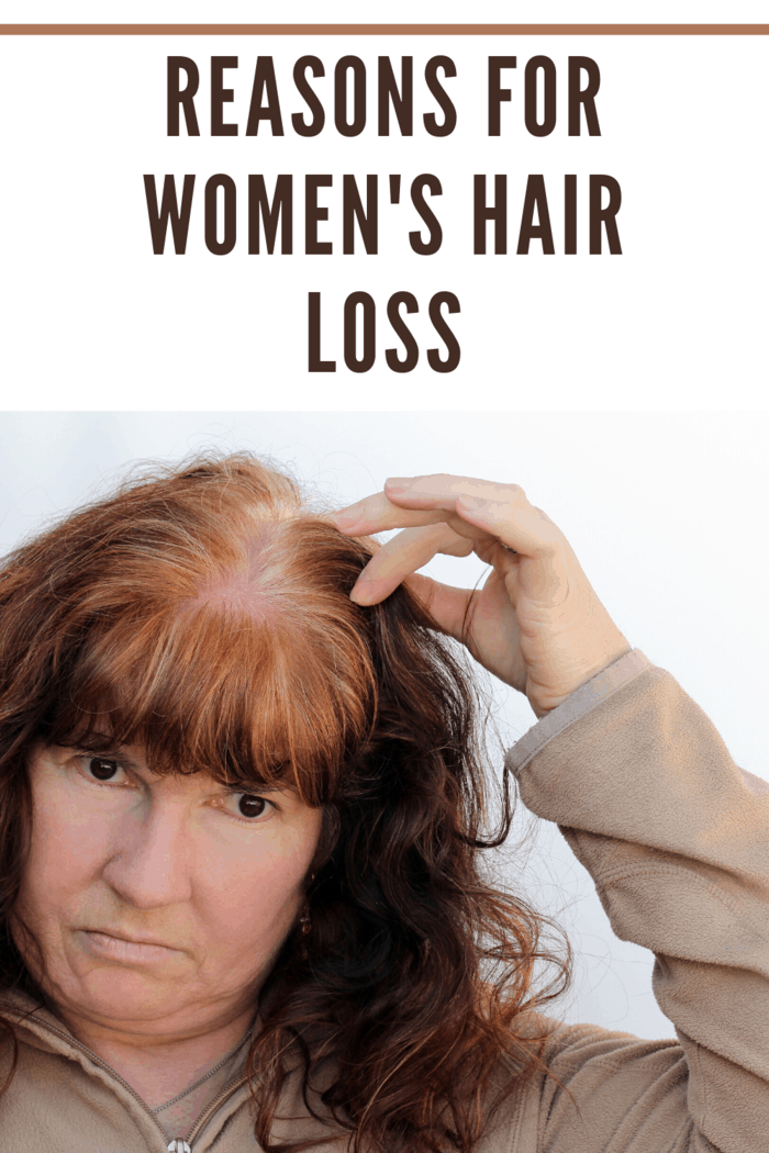 Women can experience hair thinning or hair loss due to many reasons, including stress, hormonal change, certain medications, and alopecia.