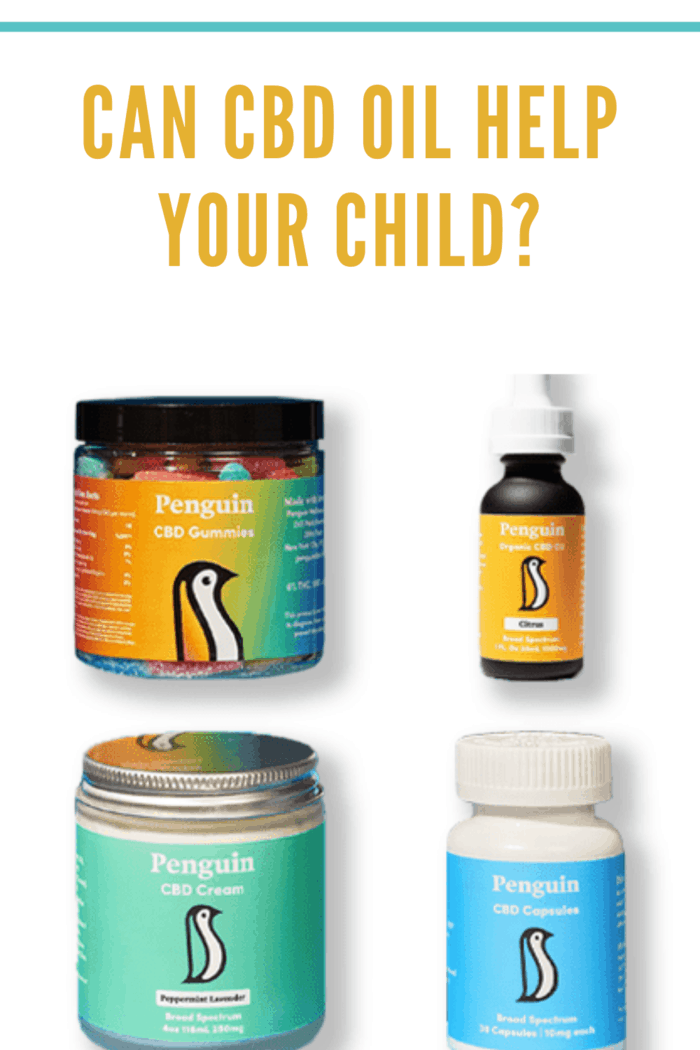penguin cbd products
