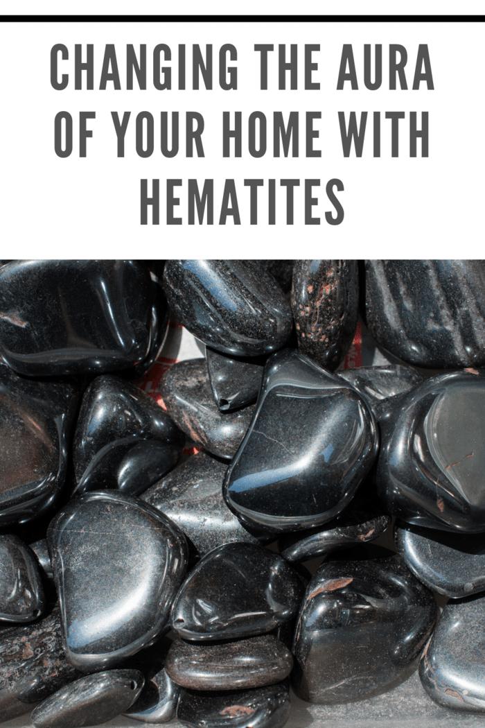 hematite in pile