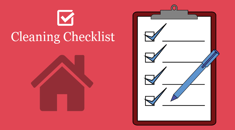 Here is an easy-to-follow cleaning checklist to get your home ready to sell.