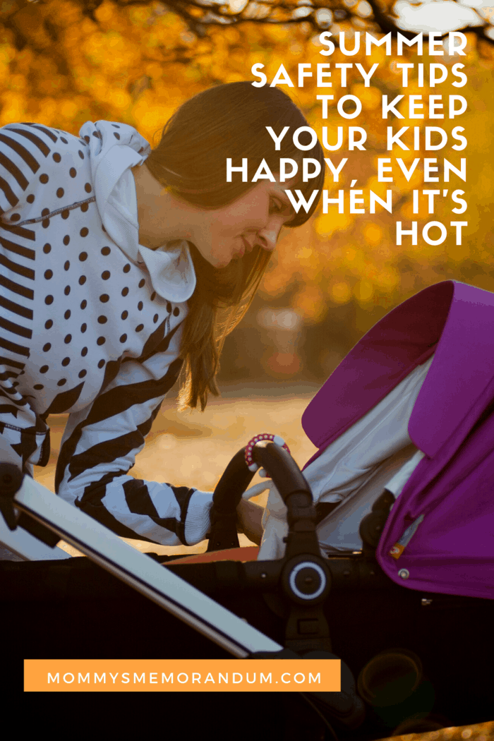 Of course, a baby stroller is the best way to take your small child anywhere.