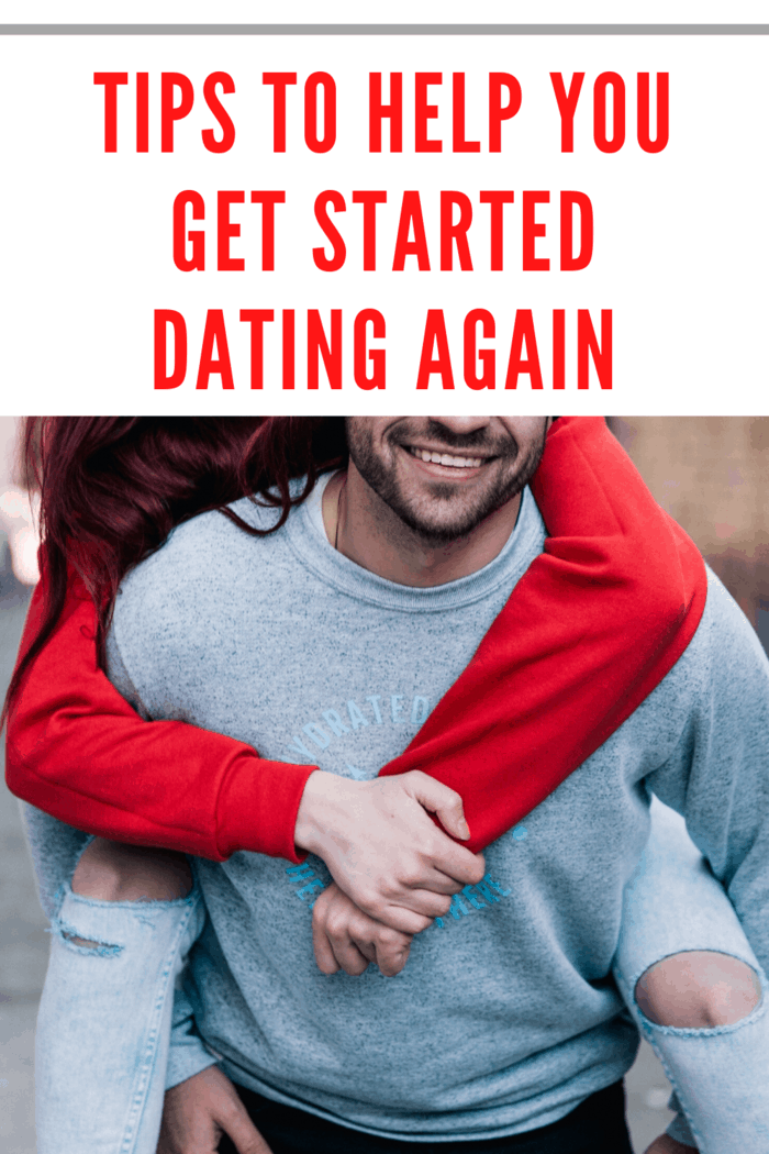 couple who decided to start dating again