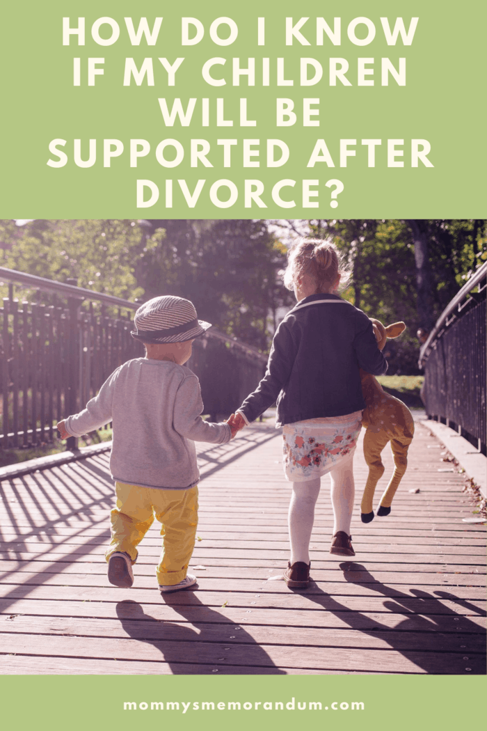 Divorce and separation are difficult for every couple.