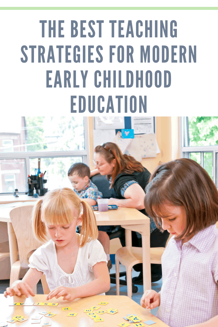 Kindergarden kids and early childhood education - VI