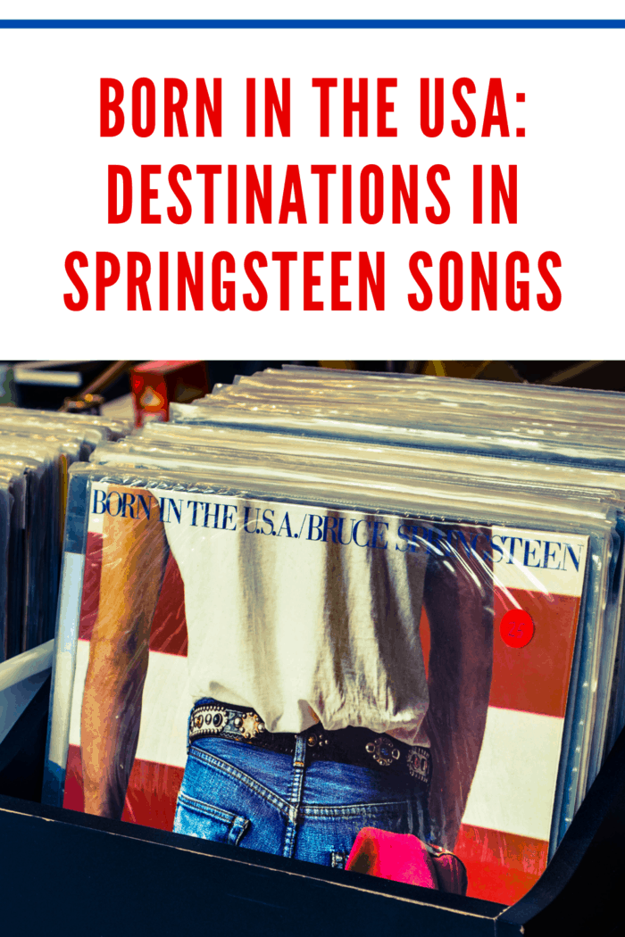 Born in the U.s.a. by Bruce Springsteen Album