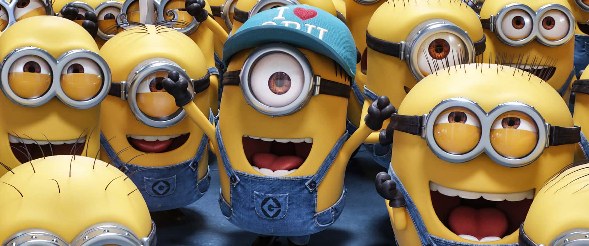minions from despicable Me 3 special edition(1)