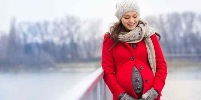 4 Tips for a Happy, Healthy Winter Pregnancy