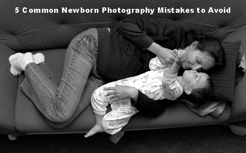 5 Common Newborn Photography Mistakes to Avoid #DIY #Photography #Parenting