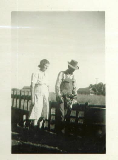 Fred and Beulah Floyd