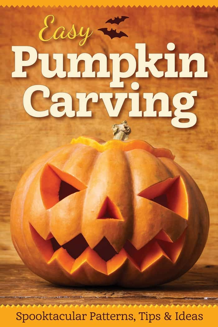 Easy Pumpkin Carving book cover
