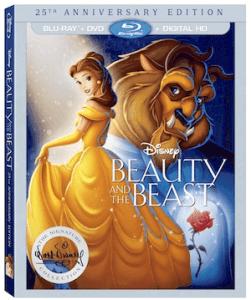 Disney's Beauty And The Beast on Digital HD 9/6 & Blu-ray & DVD 9/20