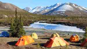 Awesome Places to Take the Family Camping in Canada