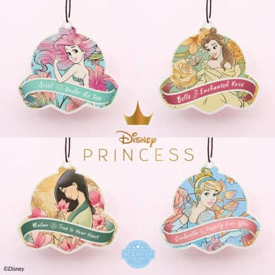 Scentsy Disney Collection: Disney Princess