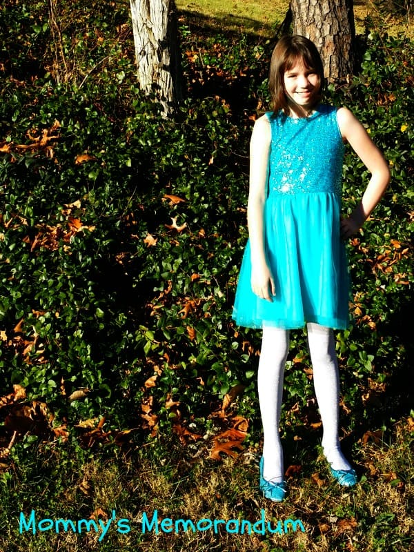 Fabkids Sequin and Tulle