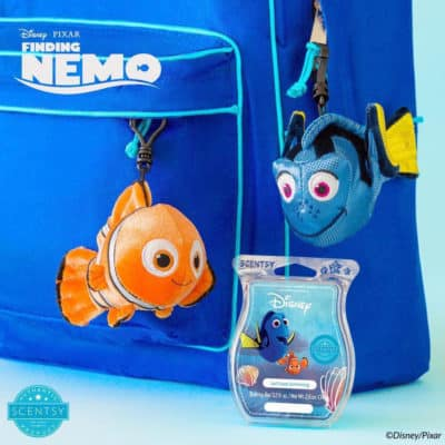 Scentsy Disney Collection finding nemo