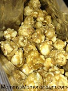G.H. Cretors Carmel Nut Crunch