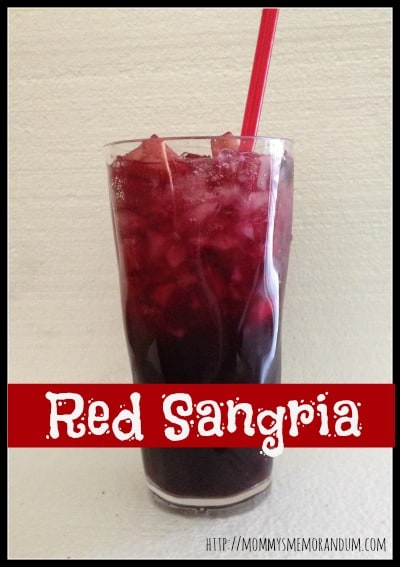Gallo Family Red Moscato Sangria #Recipe