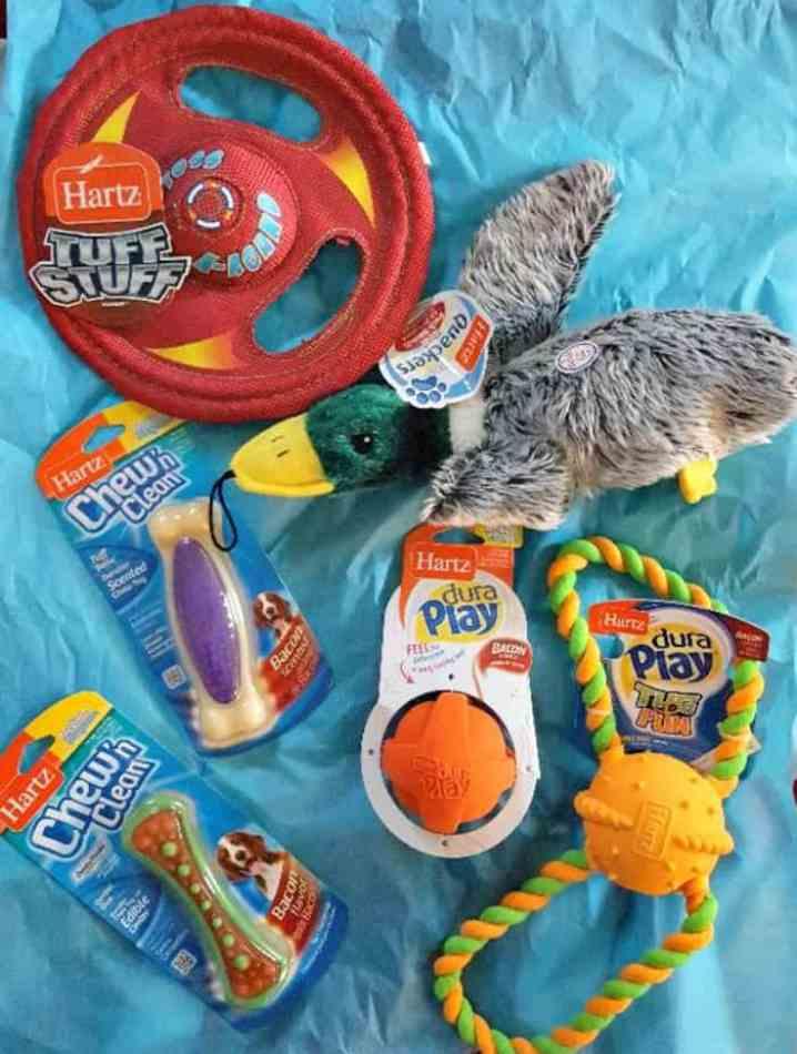 Hartz toys
