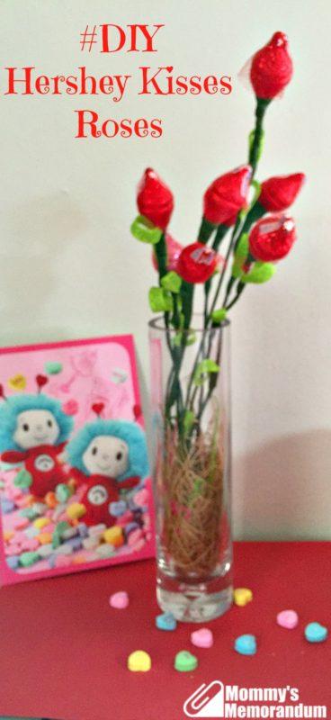 Hershey Kisses roses #diy