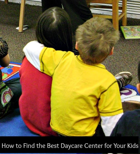 How to Find the Best Daycare Center for Your Kids