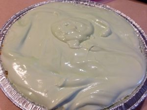 Key Lime Margarita Pie #Recipe
