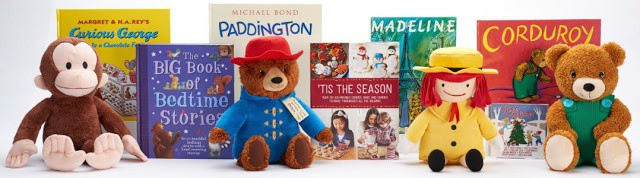Kohl's Cares Holiday merchandise 2016