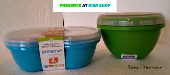 Kiwi Shop Preserve