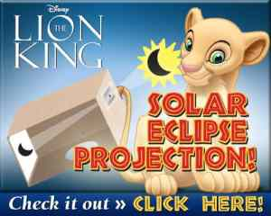 Make Your Own Solar Eclipse Projector!