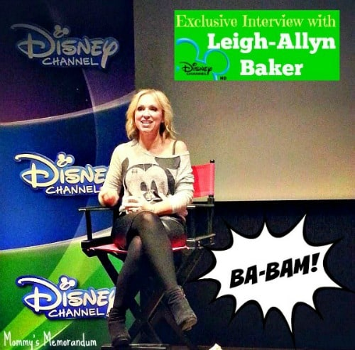 Bad Hair Day Monica: Bad Hair Day Movie Talking With Leigh-Allyn Baker #BadHairDay