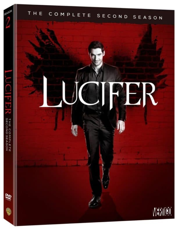 lucifer the complete season 2