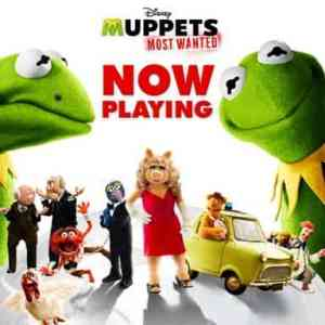 Muppets Most Wanted in Theaters EVERYWHERE!