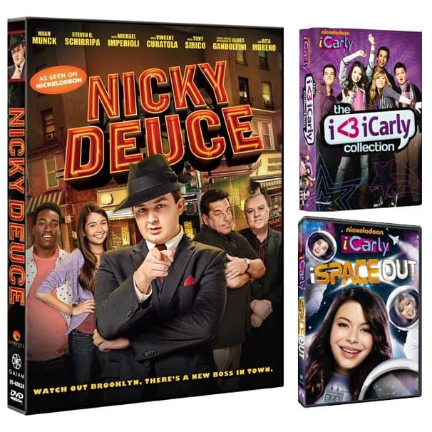 Nicky Deuce Prize Pack