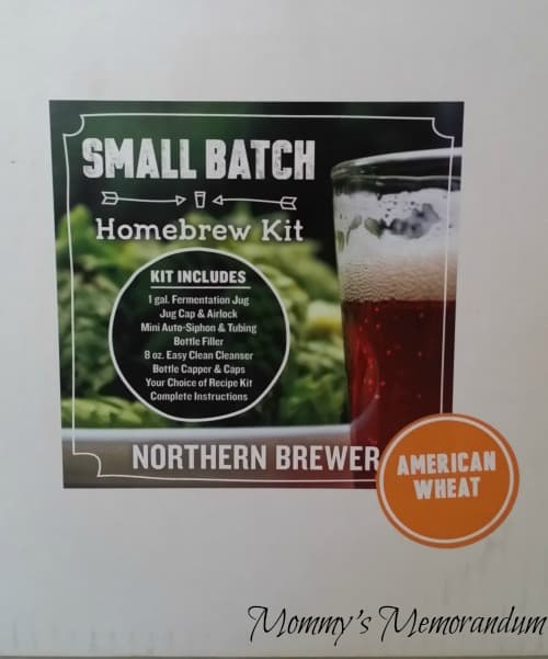 Northern Brewer HOmebrew Kit