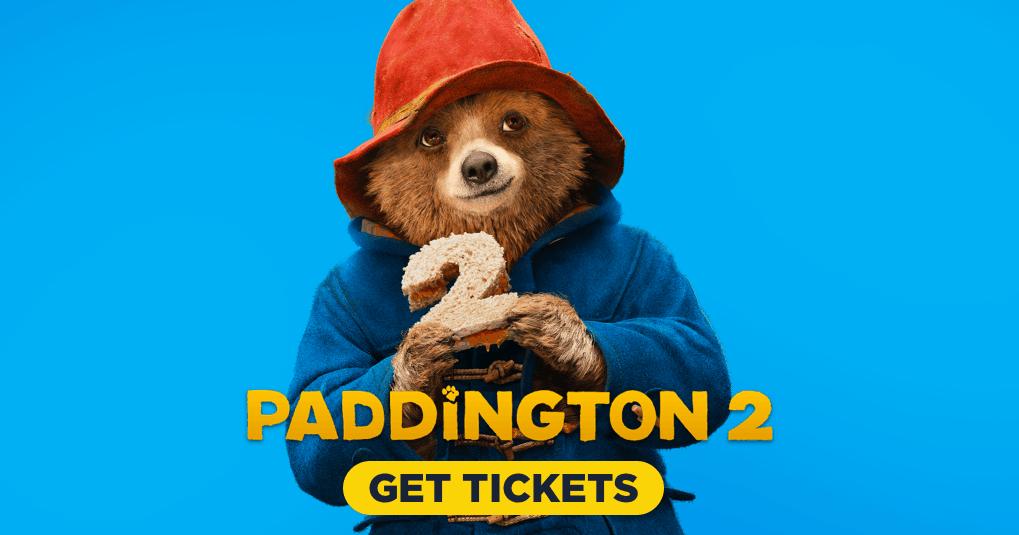 tickets for paddington 2
